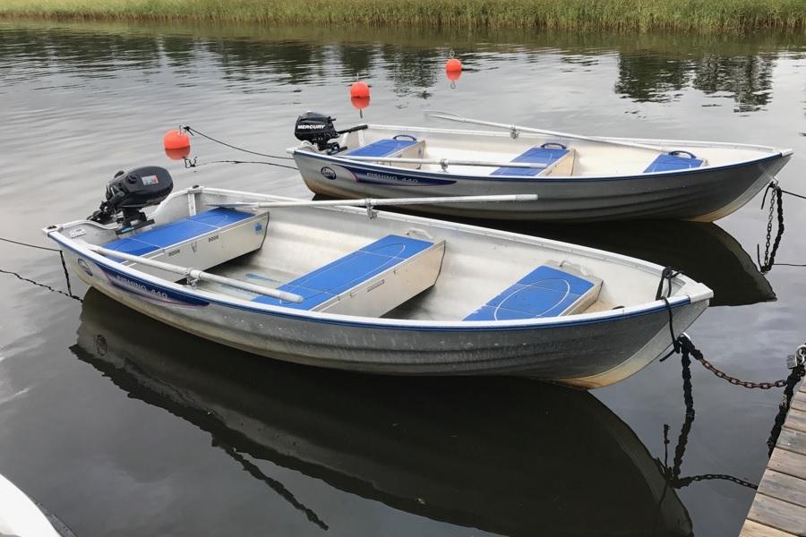 Boat Linder 440