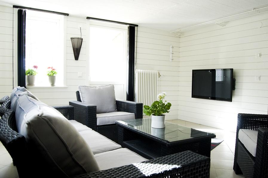 Villa Solsidan relaxroom
