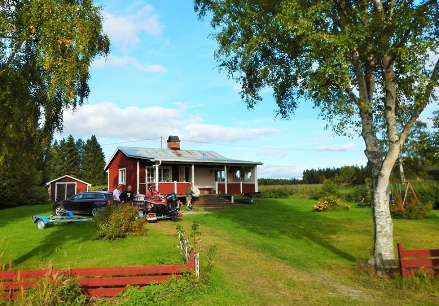 Lillbo accommodation up to 5 persons